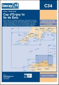 Imray Chart C34   Imray  