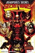 Deadpool's Secret Secret Wars   Cullen Bunn ; Matteo Lolli  