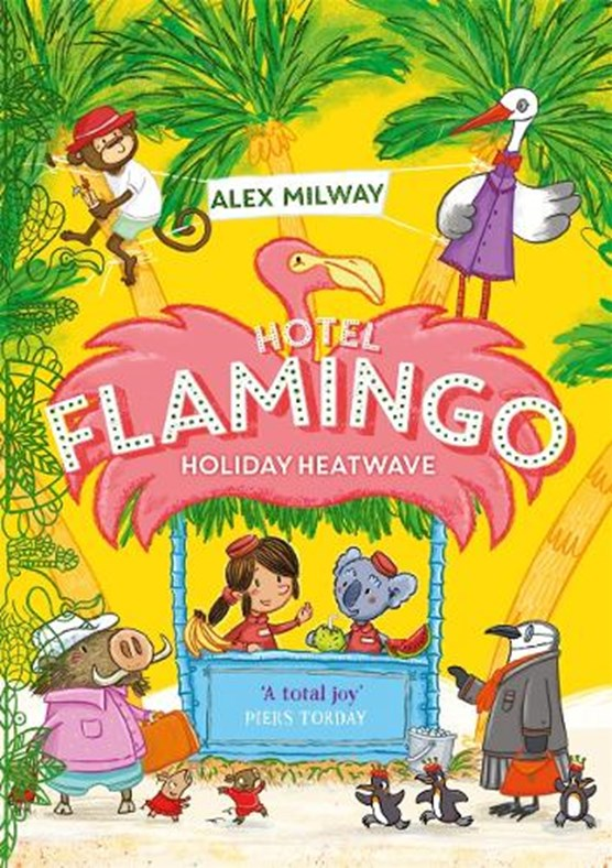 Hotel flamingo (02): holiday heatwave