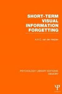 Short-term Visual Information Forgetting (PLE: Memory) | A.H.C. (leiden University) van der Heijden |