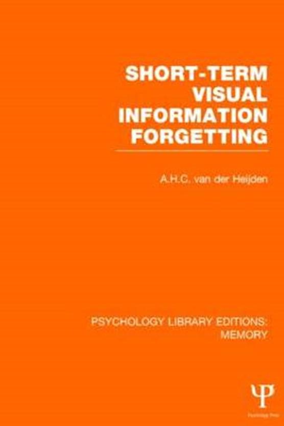 Short-term Visual Information Forgetting (PLE: Memory)