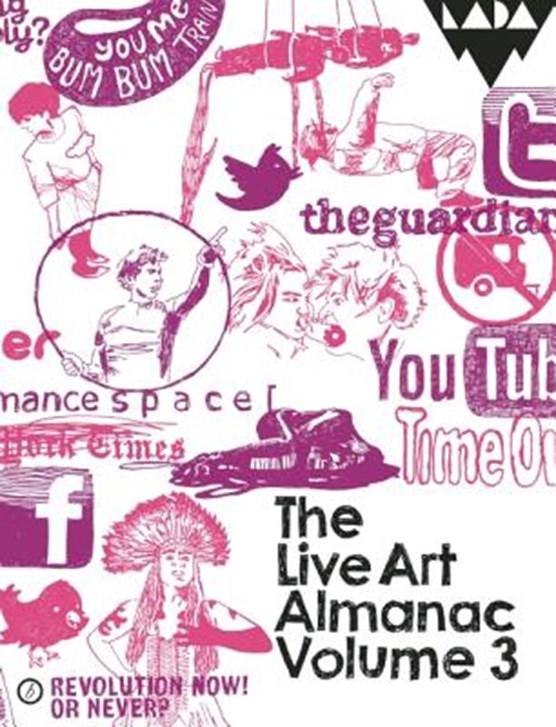 The Live Art Almanac