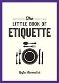 The Little Book of Etiquette | Rufus Cavendish |