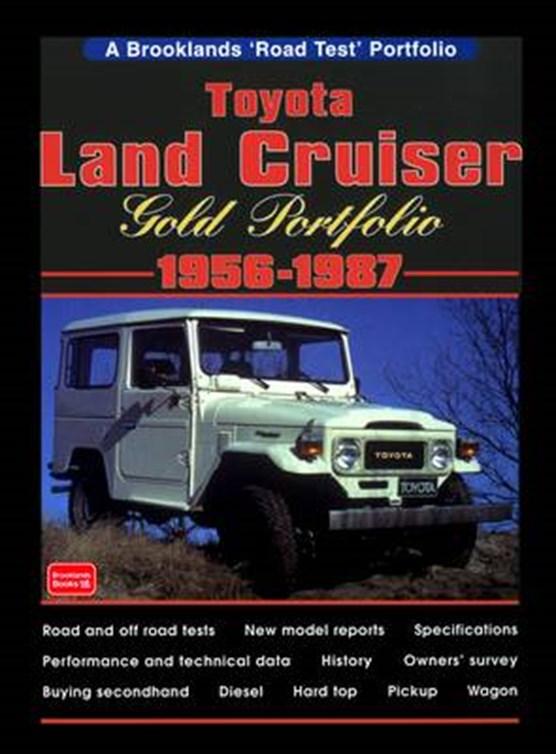 Toyota Land Cruiser Gold Portfolio