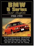 BMW 5 Series Gold Portfolio1988-95 | R. M. Clarke |