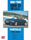 """""""Road & Track"""" BMW Z3 M Coupes and Roadsters Portfolio 1996-2002   R. M. Clarke  """