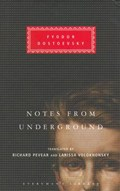 Notes From The Underground   Fyodor Dostoevsky  
