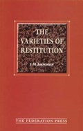 The Varieties of Restitution   I. M. Jackman  