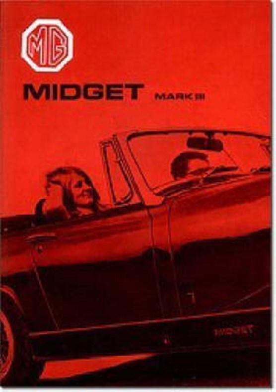 MG MGB Tourer and GT