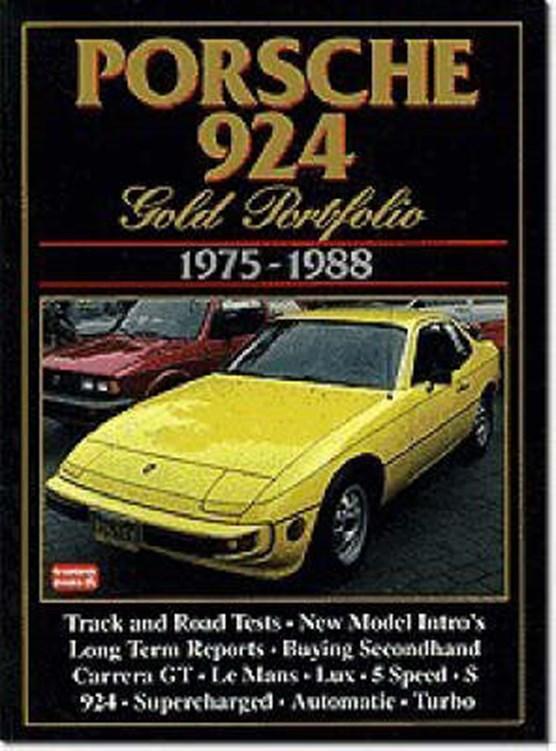 Porsche 924 Gold Portfolio, 1975-88