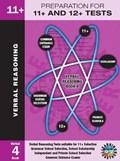 Preparation for 11+ and 12+ Tests: Book 4 - Verbal Reasoning   Mcconkey, Stephen ; Maltman, Tom  
