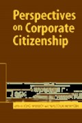Perspectives on Corporate Citizenship | Andriof, Joerg ; McIntosh, Malcolm |