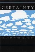 Certainty | David Romtvedt |