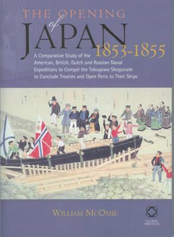 The Opening of Japan, 1853-1855