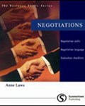 Laws, A: Business Skills Series: Negotiations | Anne Laws |