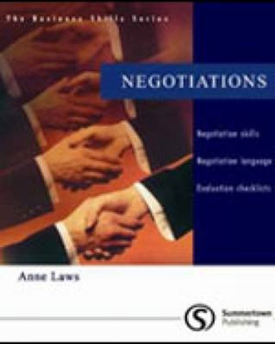 Laws, A: Business Skills Series: Negotiations