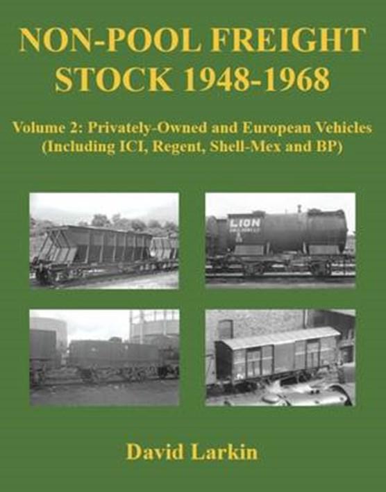Non-Pool Freight Stock 1948-1968
