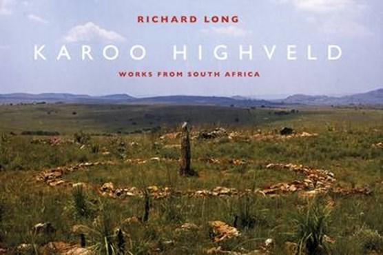 Richard Long: Karoo Highveld