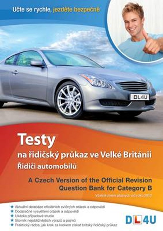 A Czech Version of the Official Revision Question Bank for Category B