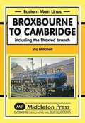 Broxbourne to Cambridge   Vic Mitchell  