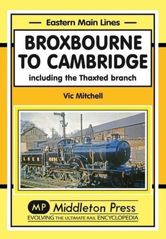 Broxbourne to Cambridge