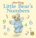 Little Bear's Numbers | Jane Hissey |