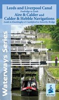 Leeds and Liverpool Canal - Foulridge to Sowerby Bridge | Heron Maps |