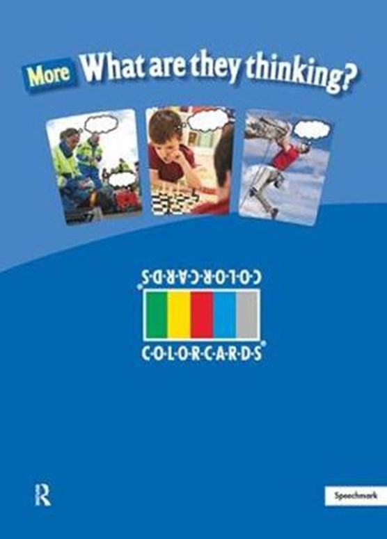 More What are They Thinking: Colorcards