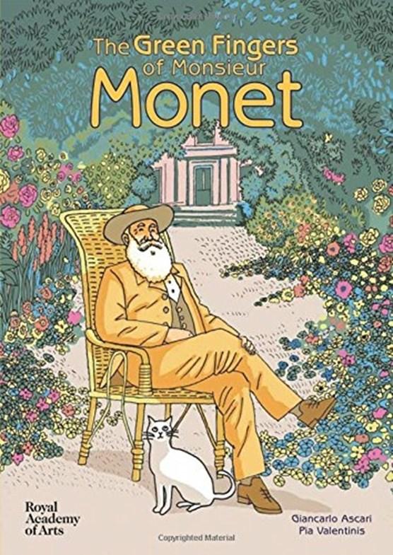 Green Fingers of Monsieur Monet