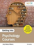 Getting into Psychology Courses   Jody-Helena Williams  