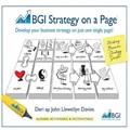 BGI Strategy on a Page | Deri Ap John Llewellyn Davies |