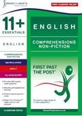 11+ Essentials English Comprehensions: Non-Fiction Book 2 | Eleven Plus Exams |