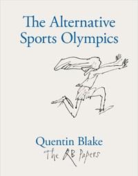 Alternative sports olympics   Quentin Blake  