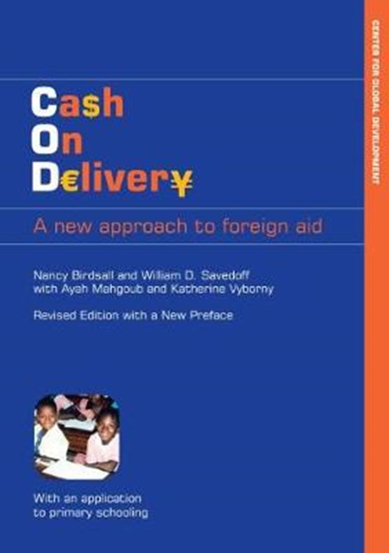 Birdsall, N: Cash on Delivery