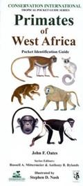 Primates of West Africa   auteur onbekend  