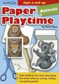 Paper Playtime: Animals | Kumon |