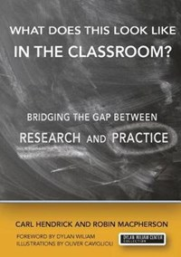 WHAT DOES THIS LOOK LIKE IN THE CLASSROO | Robin MacPherson |