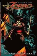 Zorro Swords of Hell | David Avallone |
