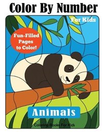 Color By Number for Kids | Coloring Books for Kids |