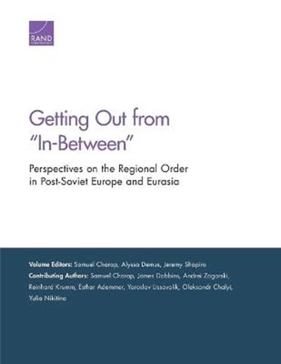"""Getting Out from """"In-Between"""""""