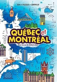 Quebec et Montreal (My Globetrotter Book)   Marisha Wojciechowska  