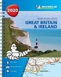 Great Britain & Ireland 2020 - Mains Roads Atlas (A4-Spiral)   auteur onbekend  