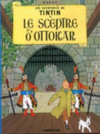Sceptre d'ottokar   Hergé  