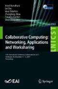 Collaborative Computing: Networking, Applications and Worksharing | Imed Romdhani ; Lei Shu ; Hara Takahiro ; Zhangbing Zhou |