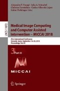 Medical Image Computing and Computer Assisted Intervention - MICCAI 2018   Frangi, Alejandro F. ; Schnabel, Julia A. ; Davatzikos, Christos  