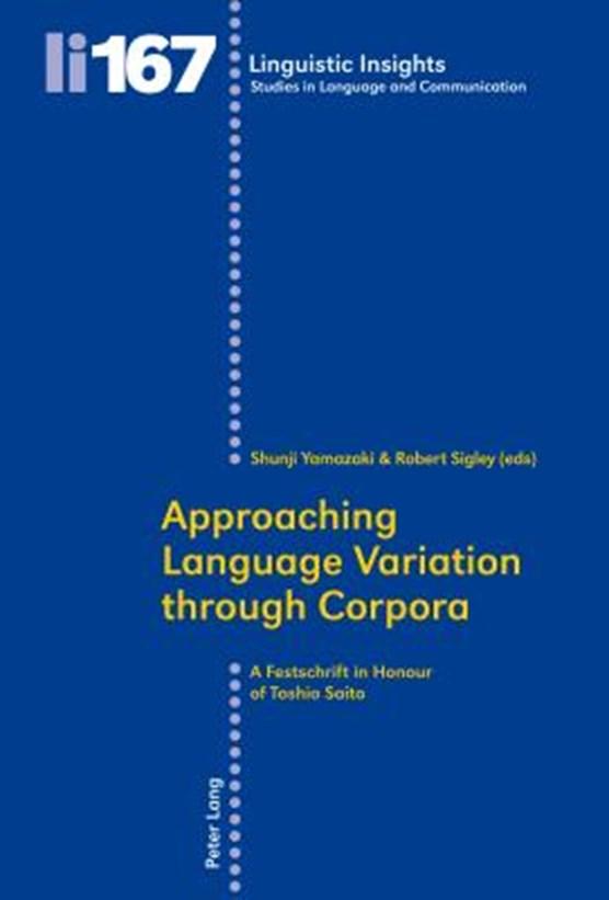Approaching Language Variation through Corpora