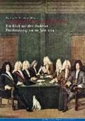 Diarium des Caspar Joseph Dorer   auteur onbekend  