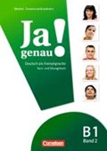 Ja genau! B1: Band 02. Kurs- und Übungsbuch | Böschel, Claudia ; Dusemund-Brackhahn, Carmen |