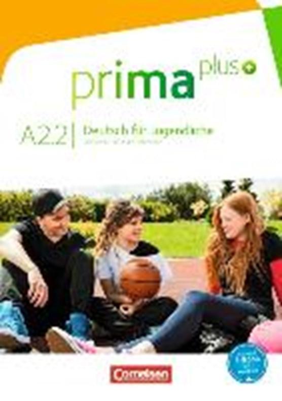 prima plus A2: Band 2 Schülerbuch