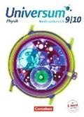 Universum Physik 9./10. Schuljahr. Schülerbuch Sekundarstufe I. Niedersachsen G9 | Carmesin, Hans-Otto ; Kahle, Jens ; Konrad, Ulf ; Pröhl, Inka Katharina |